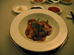 Fancy Chinese - fancy beef and mushrooms