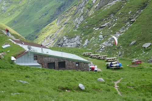 Ved Clara Hütte