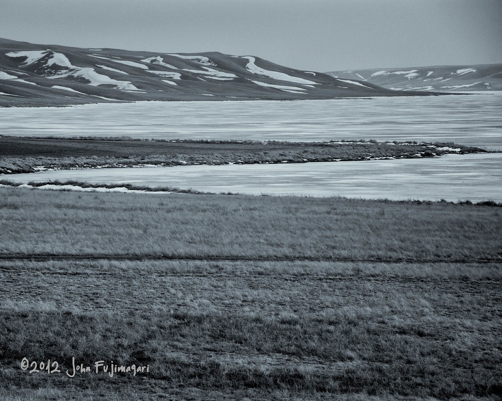 Lake McGregor Ice