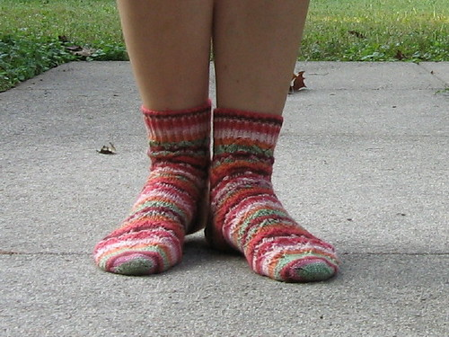 Clarissa socks-fo