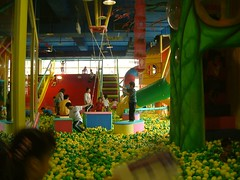 Softplay in Global Mall