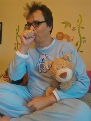 My new pyjamas from Cuddlz