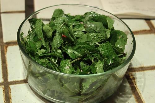 Herb Salad Complete