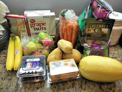 Groceries 1_21_2013