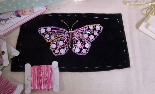 Sandie's Butterfly