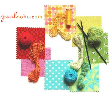 Purl - Store + Blog for DIY Sew Queens