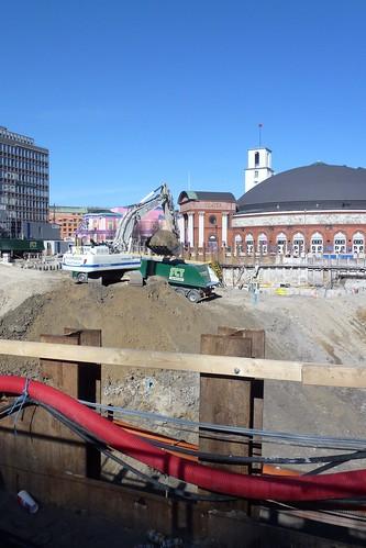 Der graves i København