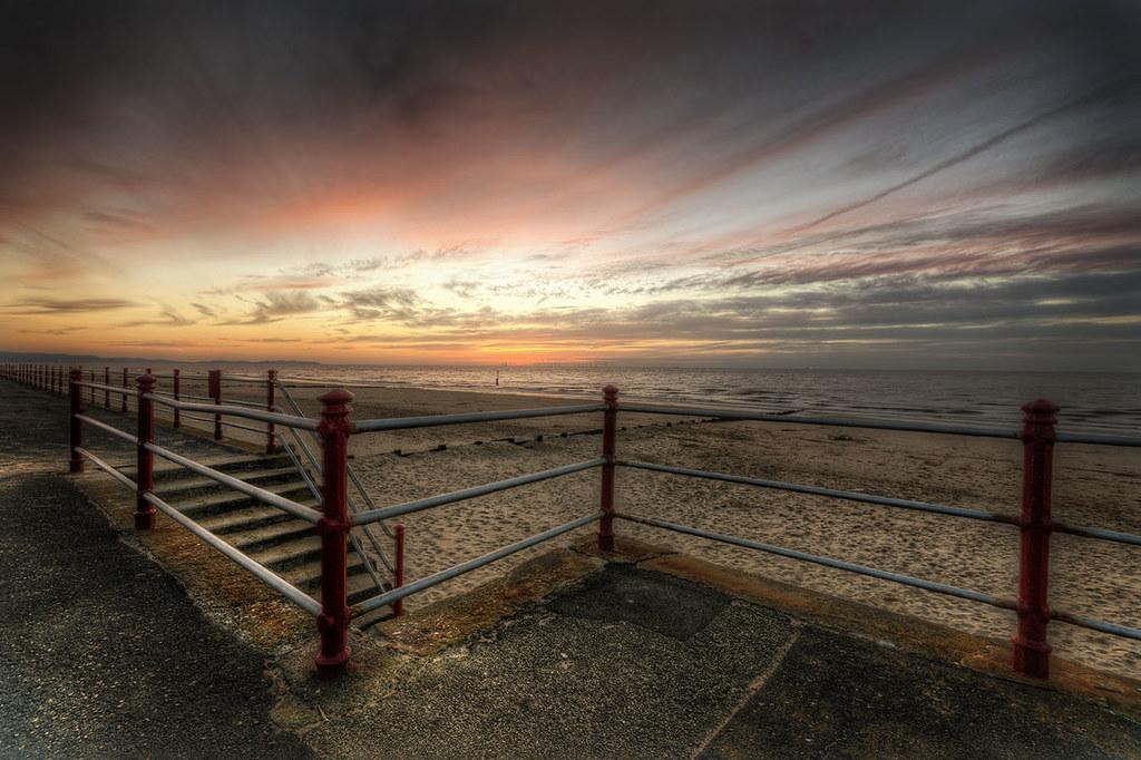 Rhyl Sunset