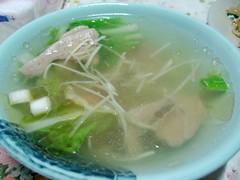 pork liver soup