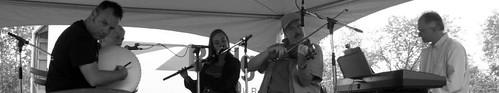 Ottawa Riverfest, LVIII (B&W)
