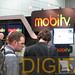 MobiTV booth