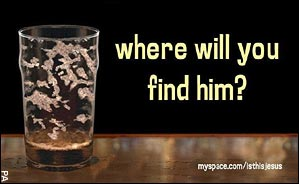 where will you find him