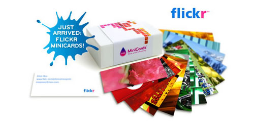 Moo's Flickr Minicards