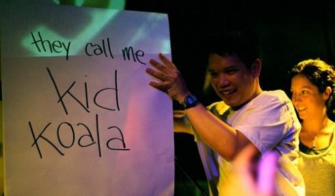 Kid Koala @ Cargo 20/09/06