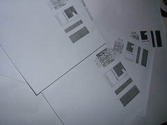 Online Postage Trial and Error