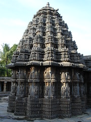 Somnathpur temple, side