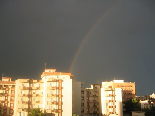Rainbow in Manfredonia