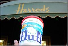 Fluff at Harrods