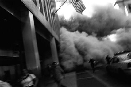 Manhattan, NYC September 11, 2001
