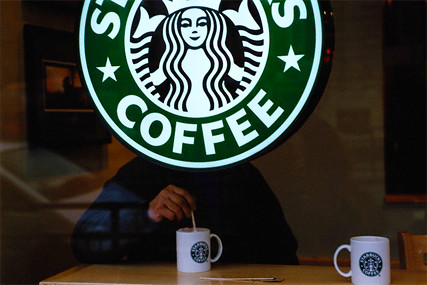 Starbucks in London, 2003