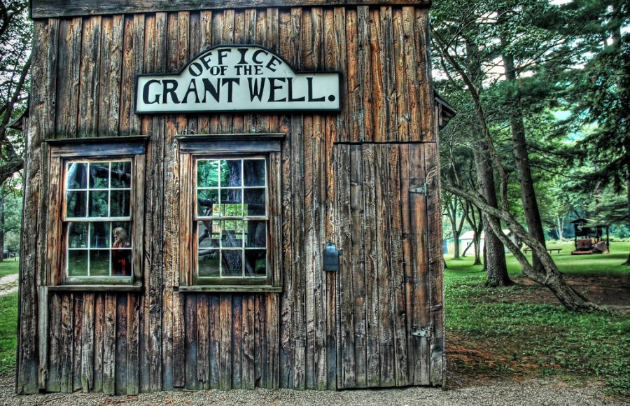 Office of the Grant Well