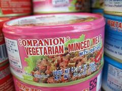 Companion Vegetarian Minced Meat