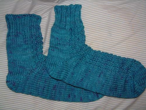 Molly's socks