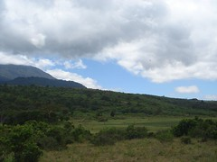 mt.meru from momera gate
