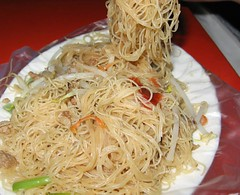 fried chinese vermicelli