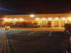 Theale TNT Depot