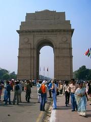 Puerta de la India.