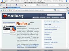 Mozilla Firefox Beta 2