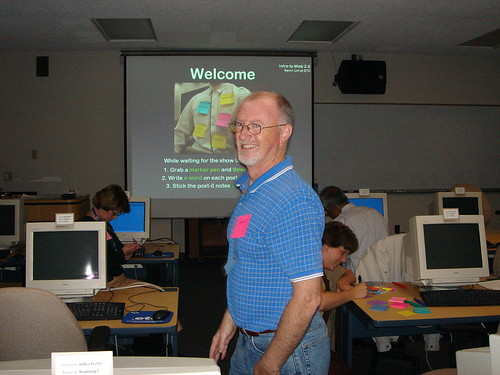 Intro to Web 2.0 @ ETC (Fall 2006)