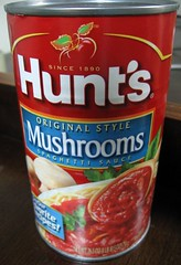hunt's spaghetti sauce