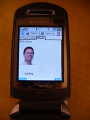 Plaxo Mobile Plus View Contact Picture