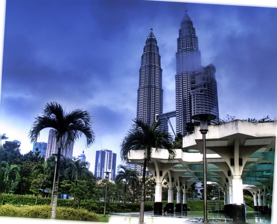 A Surreal Morning in Kuala Lumpur