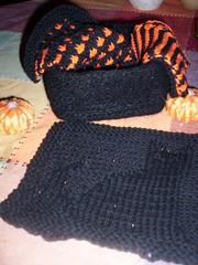 halloween dishcloths