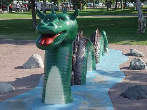 The Ogopogo....