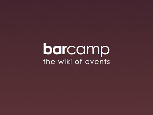 BarCamp - the wiki of events