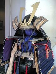 samurai suit