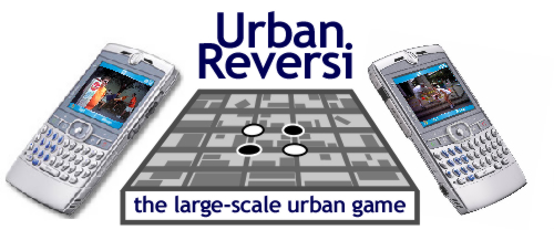 Urban Reversi logo