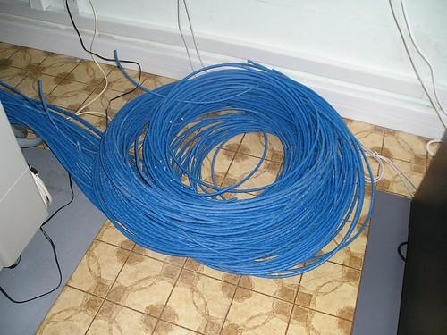 Kábelköteg
