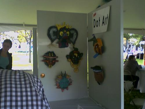 Boston Ahts Show - 2006 : Christopher Columbus Park : Arts Fair