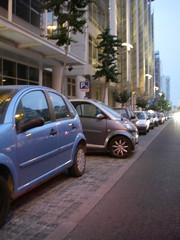 Smart estacionado