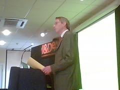 Brian Wilson, CRC