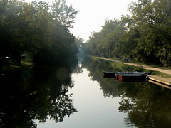 C&O Canal at Fletcher's Cove