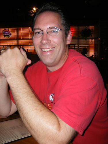 Darren at Austin's