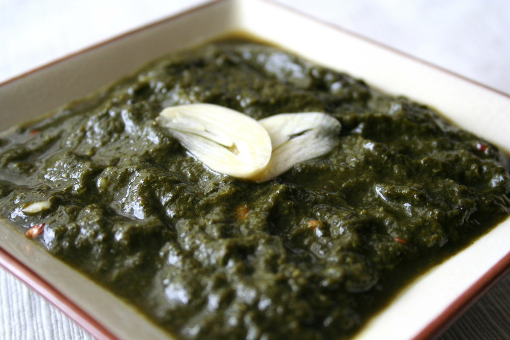 Amaranth Leaves Curry