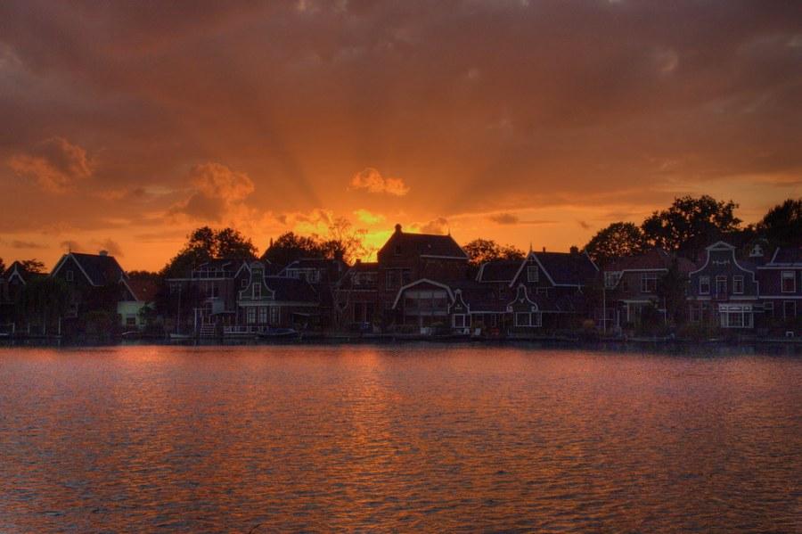 Holland Sunset
