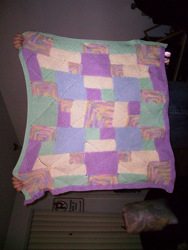 Finished Baby Blanket 2